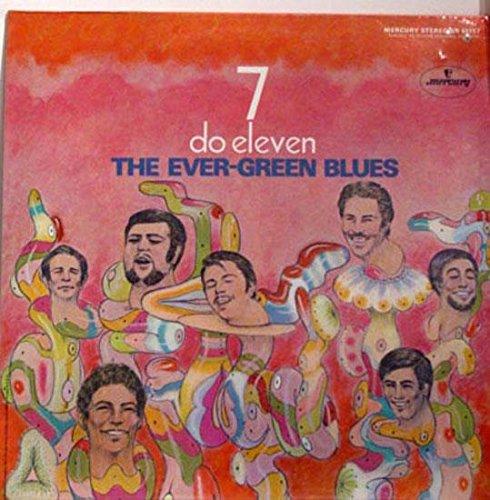 EVER GREEN BLUES 7 DO ELEVAN vinyl record