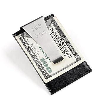 Creative Structures personnalisé Cuir Pleine Fleur pour Portefeuille Porte- Cartes de Crédit et gravé en 9f817ac3ac8