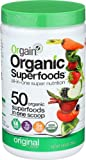 organic all day energy greens - Orgain Organic Superfoods, Original, 0.62 Pound, 1 Count
