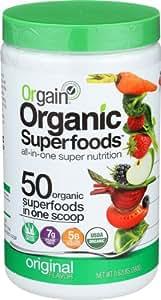 Orgain Organic Superfoods, Original, 0.62 Pound, 1 Count