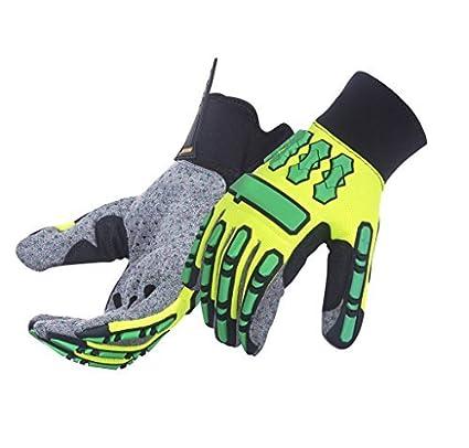 Amazon Com Impact Mechanix Glove Heavy Duty Glove Best Work