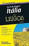 capa de Guia de Viagem Itália Para Leigos