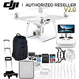 DJI Phantom 4 Pro+ PLUS V2.0/Version 2.0 Quadcopter Starters Travel Pro Backpack Bundle