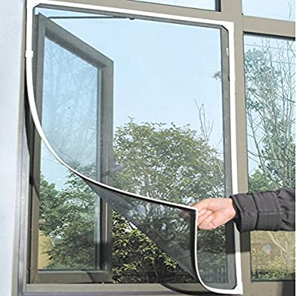 Self Sdhesive Windowdoor Mosquito Net Window Screen Mesh Net