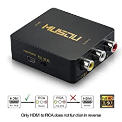 1080P HDMI to RCA