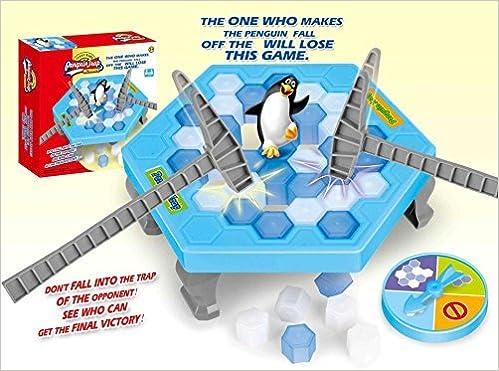Amazon.com: Puzzle Juegos de mesa equilibrio cubitos de ...