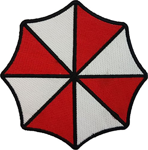 Large Resident Evil Umbrella Insignia Logo 5