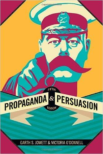 Propaganda & Persuasion