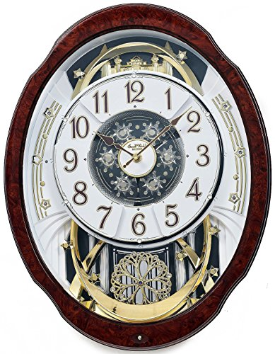 (Rhythm Magic Motion Musical Clock Micro Cleaning Kit (Woodgrain Marvelous))