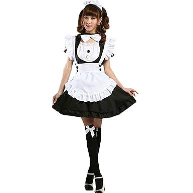 Amazon coconeen cute lolita anime cosplay french maid costumes coconeen cute lolita anime cosplay french maid costumes 0 solutioingenieria Gallery