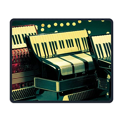 Price comparison product image Smooth Mouse Pad Musical Instruments Accordion Mobile Gaming MousePad Work Mouse Pad Office Pad