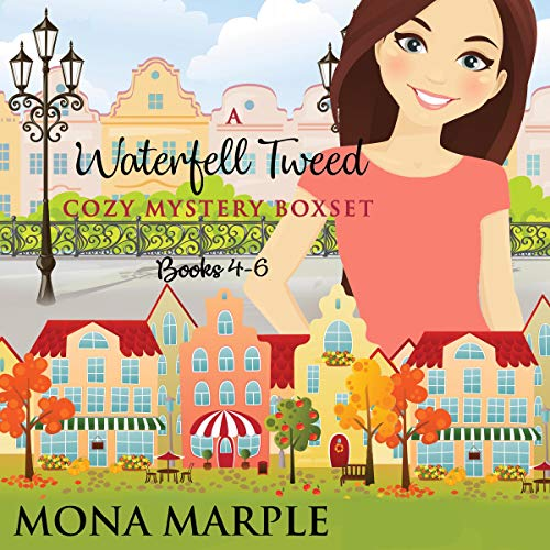 (Waterfell Tweed Cozy Mystery Series: Box Set 2: (Books 4-6))