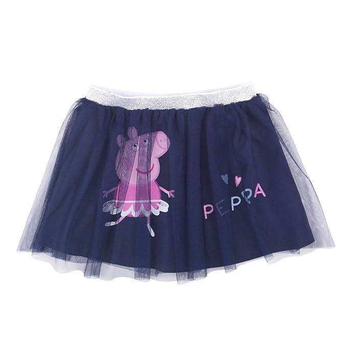 Peppa Pig niñas Falda, Azul: Amazon.es: Ropa y accesorios