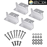 Mighty Max Battery Solar Panel Z-Bracket brand product