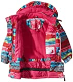 Rugged Bear Little Girls' Toddler Snowsuit with