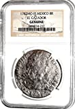 1782 MX 8 Reales MO FF El Cazador Shipwreck Coin,NGC Certified 3498034217 8 Real Very Good