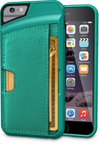 Silk iPhone 6/6s Wallet Case - Q CARD CASE  - Wallet Slayer