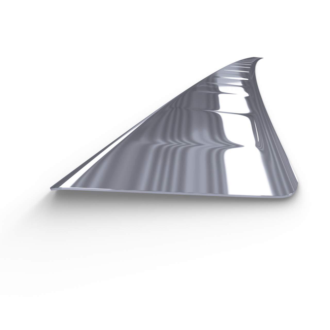 argento Protezione paraurti auto in acciaio lucido 5902538651684