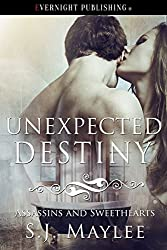 Unexpected Destiny (Assassins and Sweethearts Book 3)