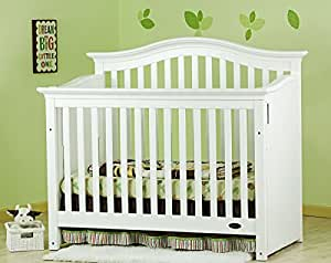 Dream On Me Electronic Wonder Crib Ii White Amazon Ca Baby