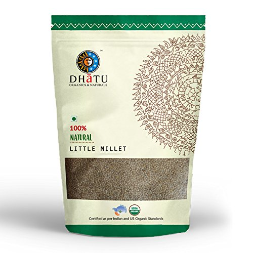 Little Millet Pure Indian taste cuisine Indian food - Quick cook, good for health500g