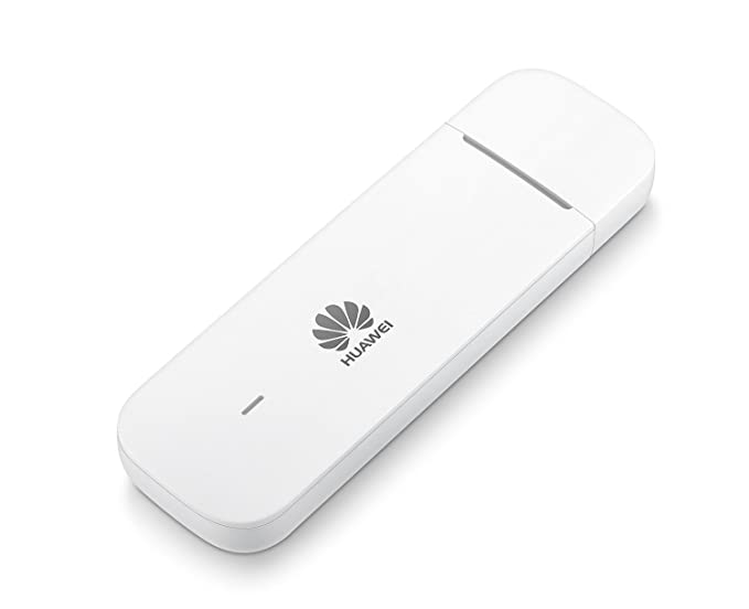 Huawei Unlocked E3372 LTE/4G 150 Mbps USB Dongle with 6 GB EE Sim Card -  White