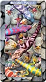 Outset Media Lenticular Puzzle In A Tin: Geckos