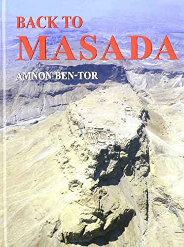 - Back to Masada