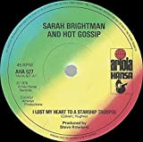 SARAH BRIGHTMAN & HOT GOSSIP Starship Trooper 7