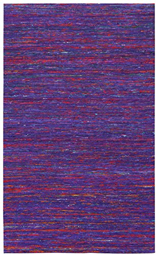 picture of Recycled Sari Silk Purple 8x10' with Free Shipping