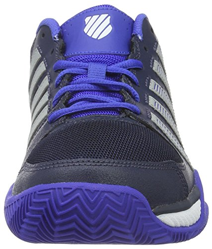 K-Swiss Performance Men's Express LTR Hb Tennis Shoes Blau (Dressblues/Highrise/Electricblue 485) spzrEa