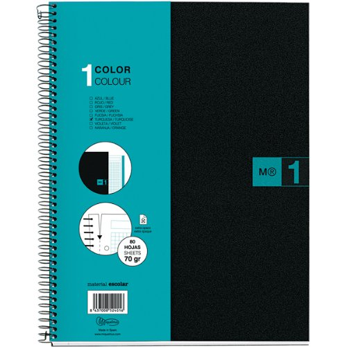 miquelrius-single-subject-spiral-notebook-graph-quad-pages-green-80-sheets-85-x-11