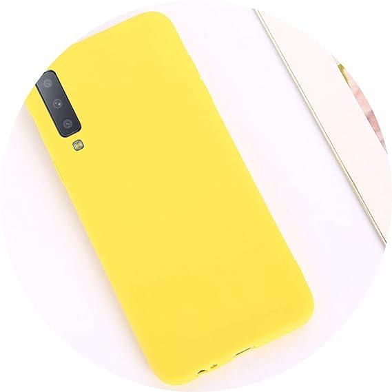 samsung galaxy a40 case yellow