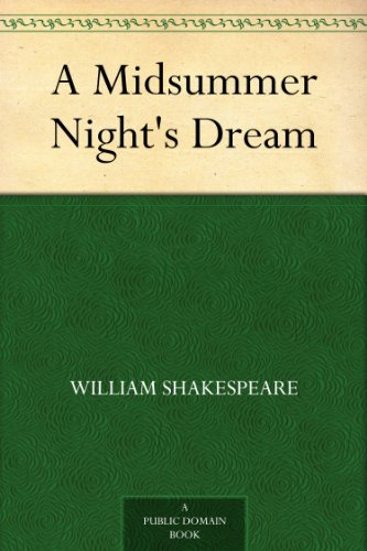 A Midsummer Night's Dream by [Shakespeare, William]