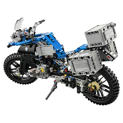 (Car Series - Technic The car R1200 Off-Road Motorcycles GS Building Blocks Bricks Educational Toys for Children Birthday legoingy Gifts - by Orchilld - 1 PCs)