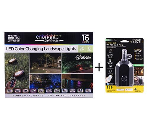 Color Changing Led Landscape Lighting Kits in US - 9