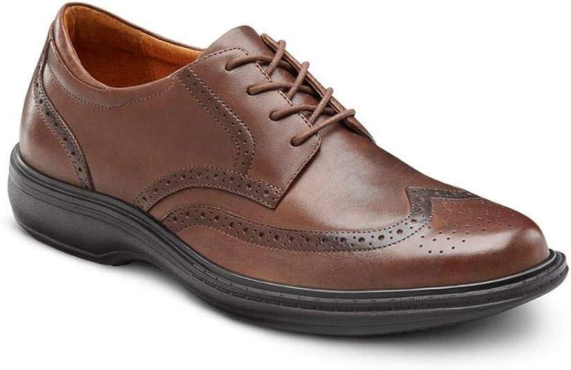 4. Dr. Comfort Men's Therapeutic Dress Shoes