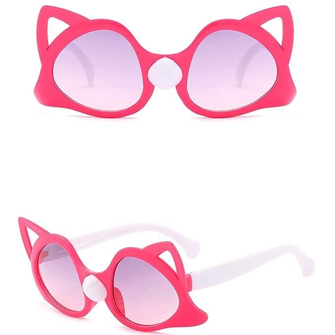 Gafas de Sol para Niños Hollo Kitty Lindo gato de dibujos ...