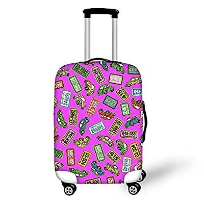80%OFF CHAQLIN Luggage Protector Cover Stickers Spandex Elastic Stretch Fabric 18-28 inches
