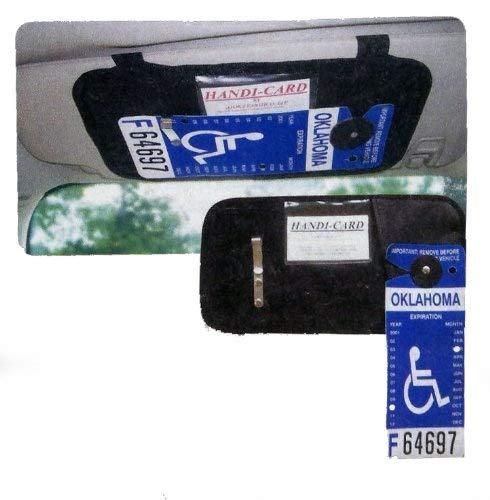 Handicap Visor Pocket by Unknown