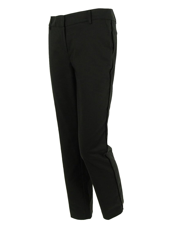 Jones New York Women's Pipe Detail Dress Pants