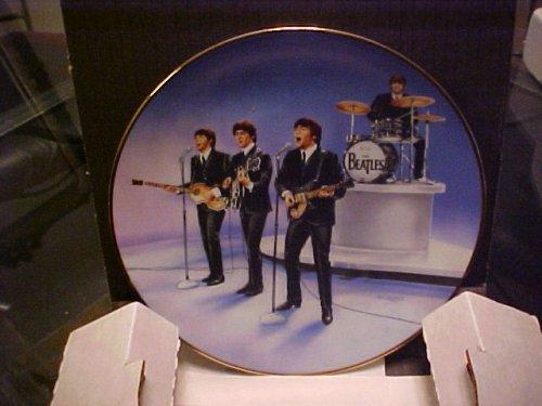 (The Beatles Live in Concert Delphi Plate Bradford Exchange)