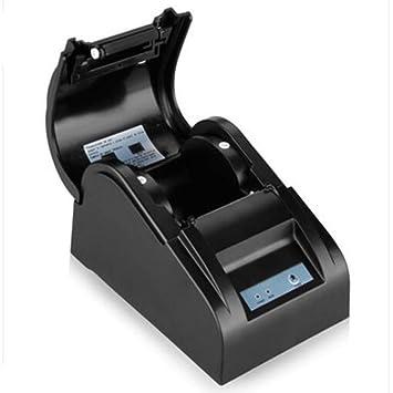LYA Impresora térmica de Tickets pequeños USB, Impresora de ...