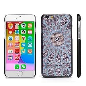 Mini - Stylish Patterned Hard Plastic Snap On Case for iPhone 6