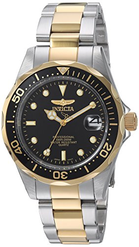 "Price comparison product image Invicta Men's 8934 ""Pro-Diver Collection"" Two-Tone Stainless Steel Watch"