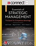 img - for Connect 1-Semester Access Card for Essentials of Strategic Management book / textbook / text book