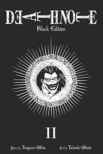 Death Note Black Edition, Vol. 2