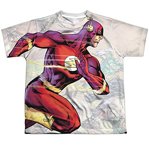 Justice League Taking Sublimation Shirt product image