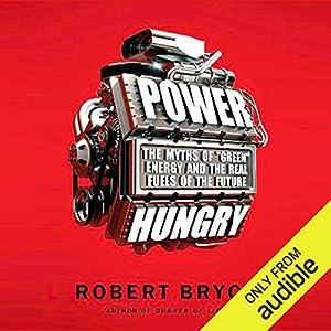 Power Hungry Hörbuch