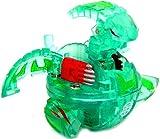 Bakugan New Vestroia Bakuneon LOOSE Single Figure Zephyroz (Green) TRANSLUCENT Alpha Percival 650 G